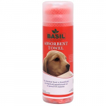 Basil Absorbent Towel for Dogs and Cats