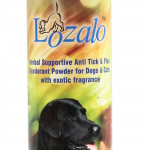 Lozalo Deodorizing Powder, 300g, Mint
