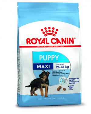 Royal Canin Maxi Puppy, 4 kg