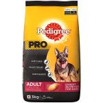 Pedigree PRO Expert Nutrition Active Adult Large Breed Dog (18 Months Onwards) Dry Dog Food, 3kg Pack