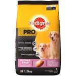 Pedigree PRO Expert Nutrition Lactating/Pregnant Mother & Pup (3-12 Weeks) Dry Dog Food, 1.2kg Pack