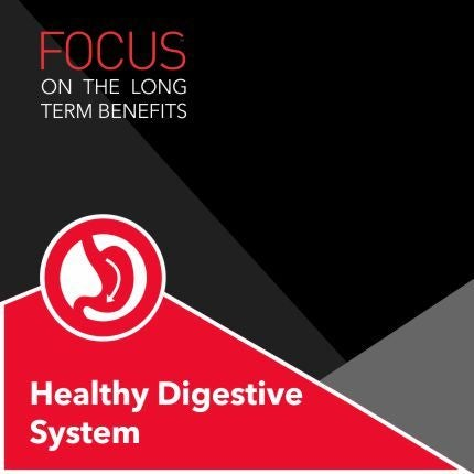 DROOLS FOCUS HEALTHY DIGESTIVE SYSTEM