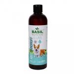 Whoof-Whoof Basil Anti Dandruff Dog Shampoo - 500 ml |