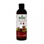 BASIL Royal Yet Noble Basil Pet Shampoo (250ml, NO TICK Preventive Herbal Shampoo)